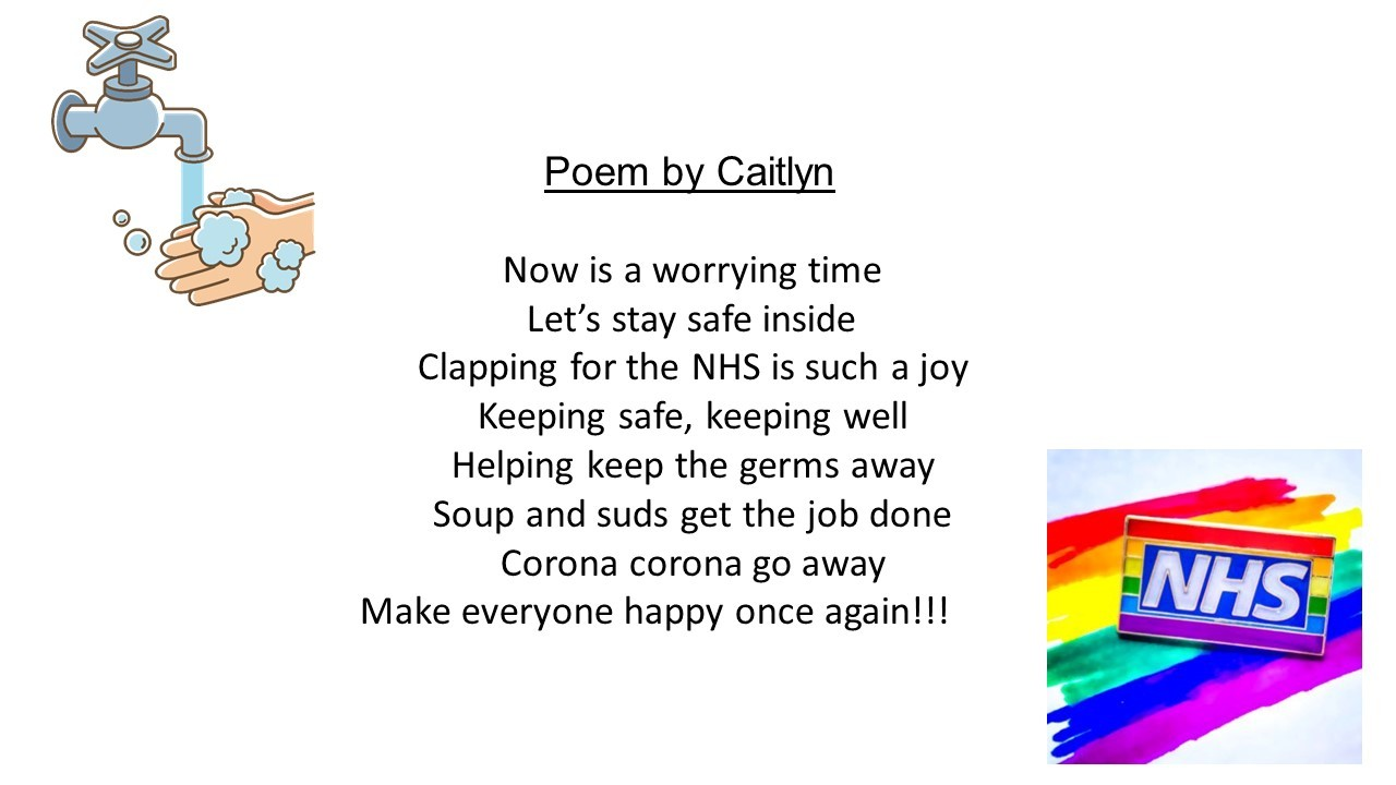 Poem by Caitlyn