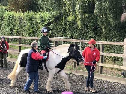 Year 7 Horse Riding