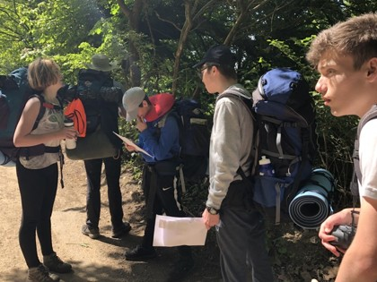 Duke of Edinburgh 2nd Expedition