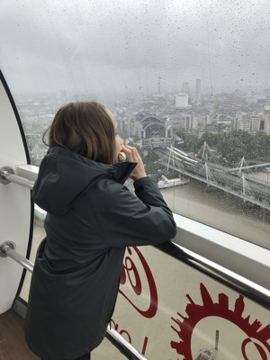 London eye 14
