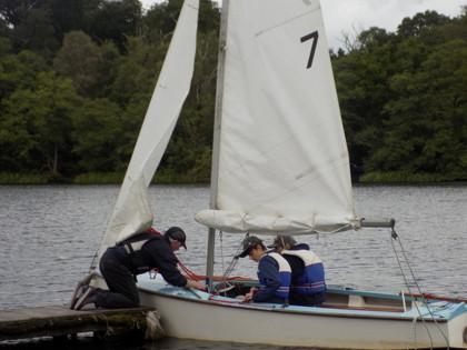 Sailing June 2019